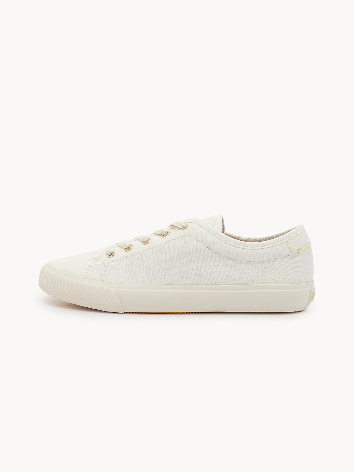 Alexis Lace Up Sneakers White