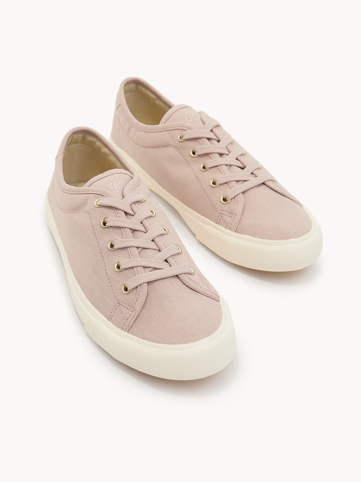 Alexis Lace Up Sneakers Pink