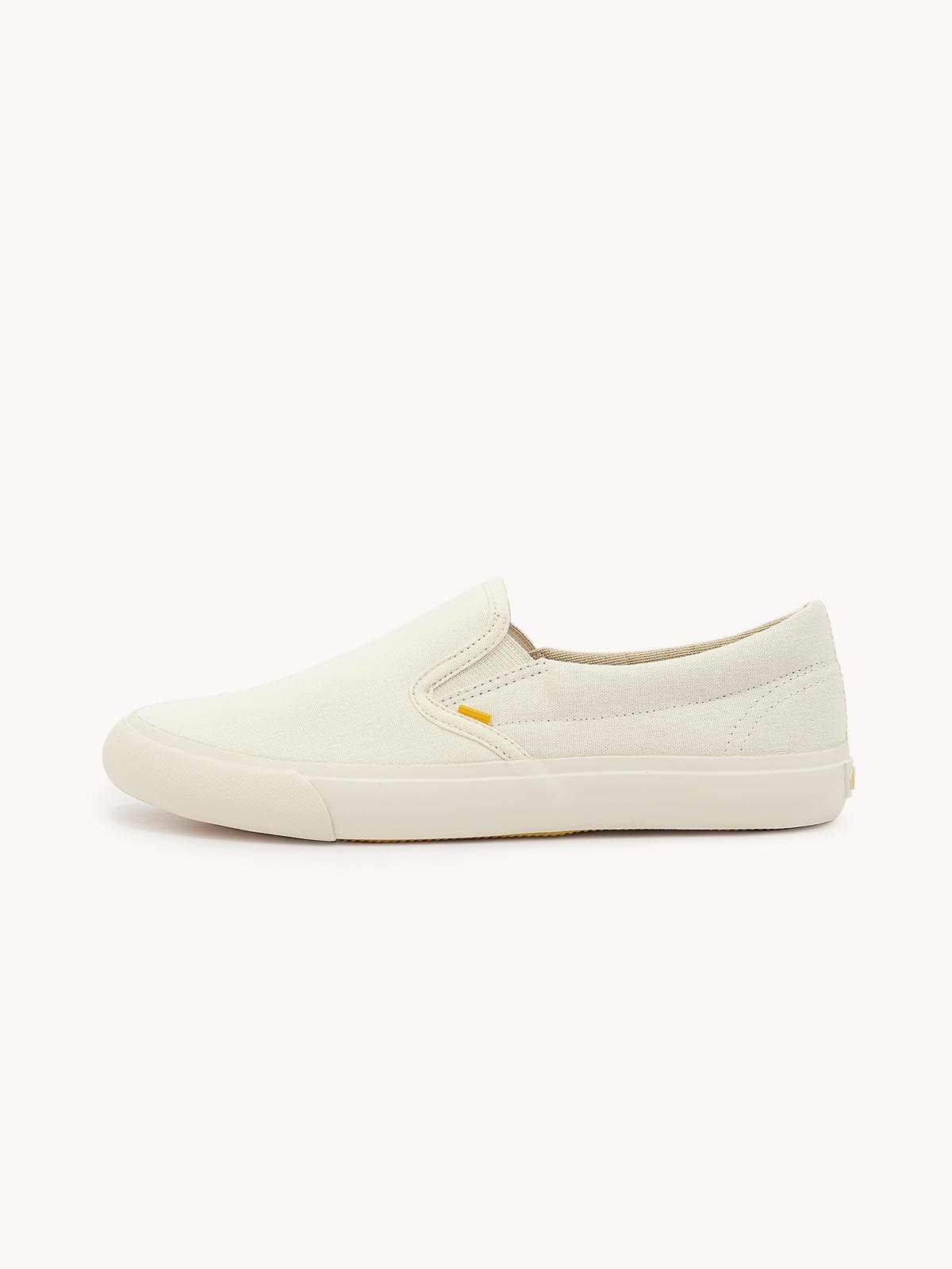 Slip On Sneakers White