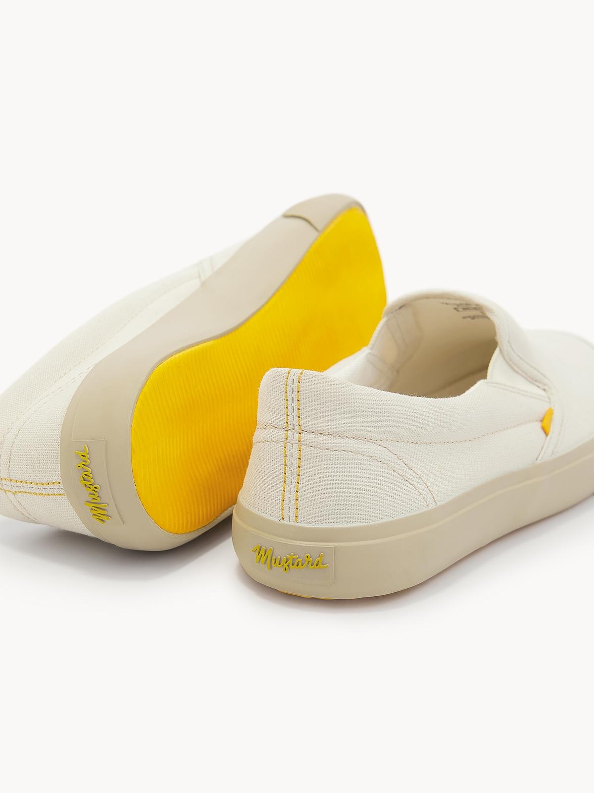 Slip On Sneakers Sand