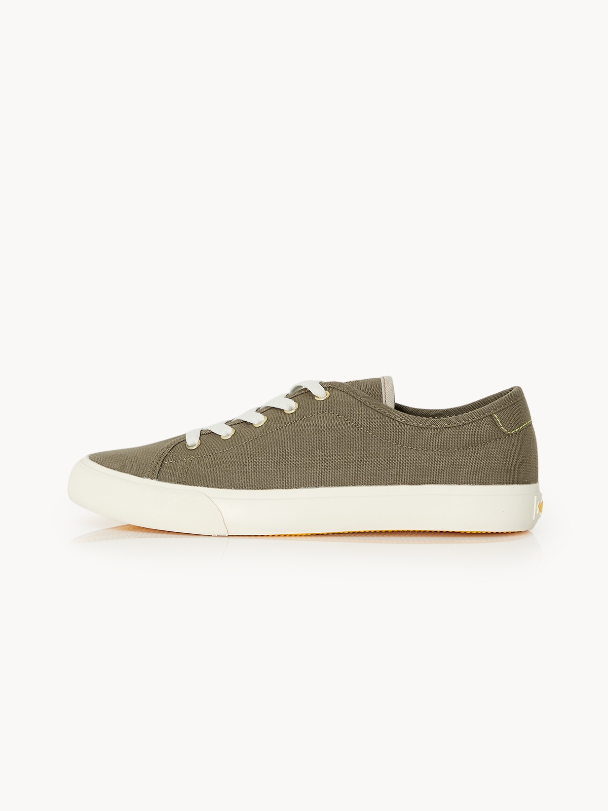 Alexis Lace Up Sneakers Clay