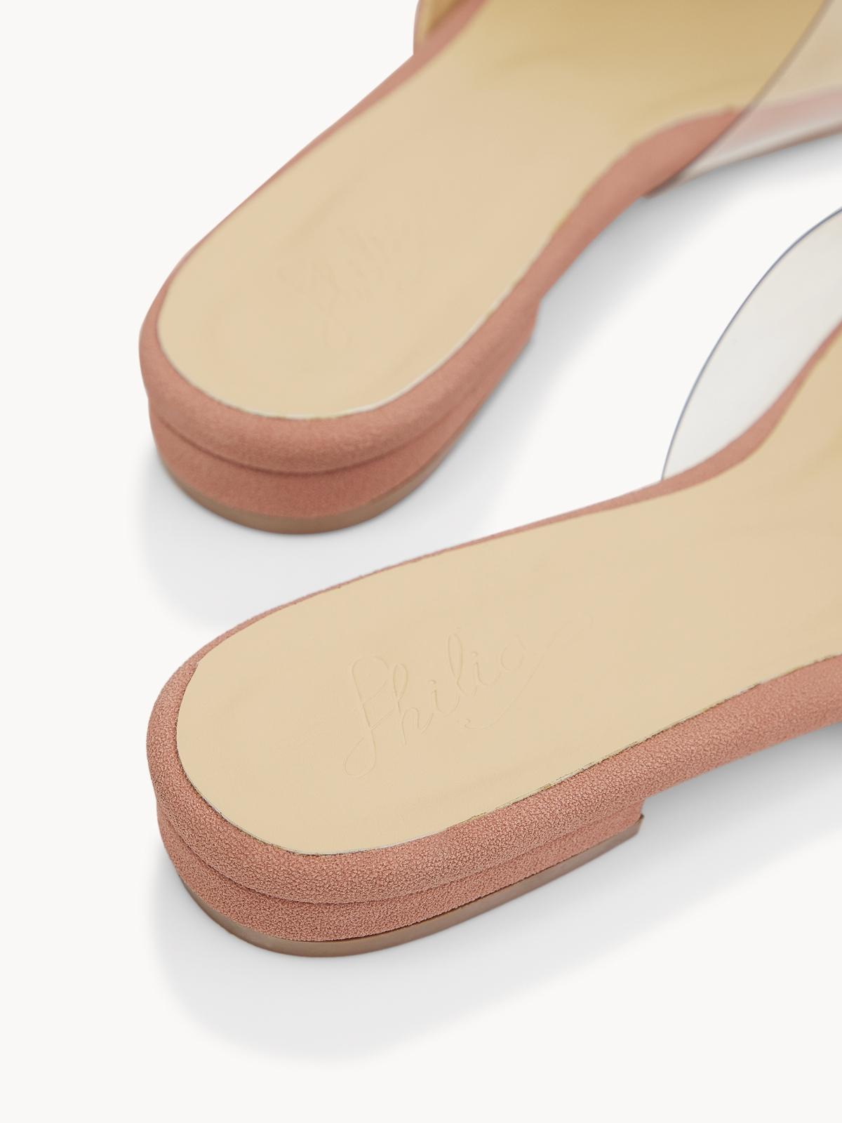 Peach Punch Sandals