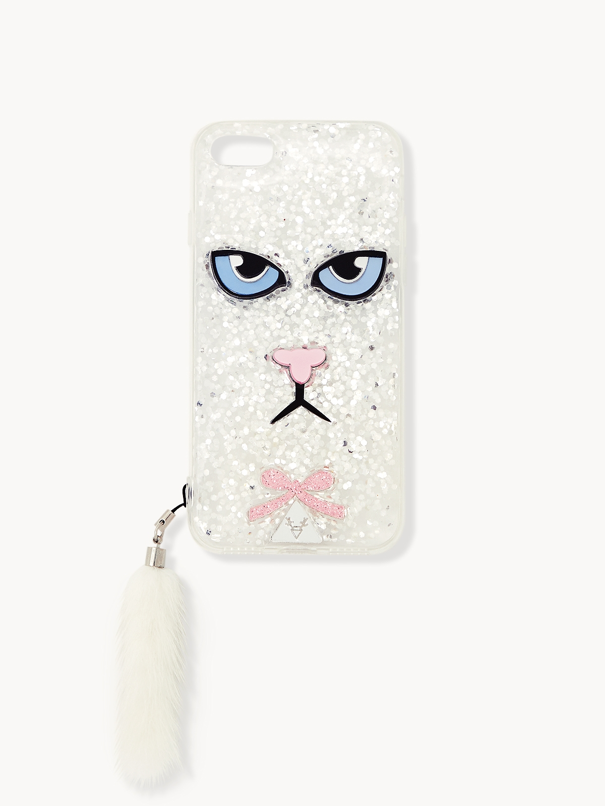 Sparkle Character iPhone 7 And 8 Case White