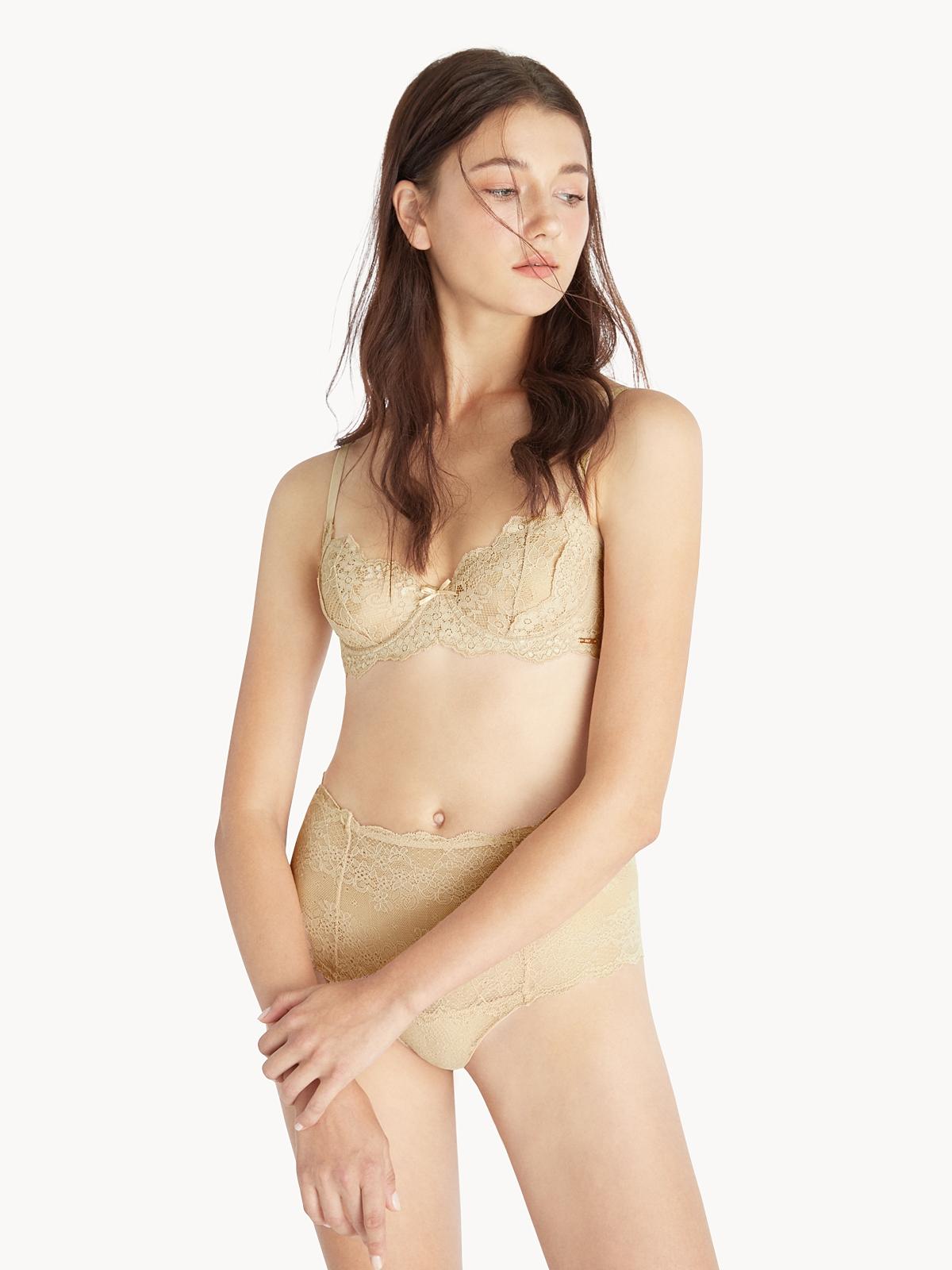 SYP Alicia Underwire Bra Nude