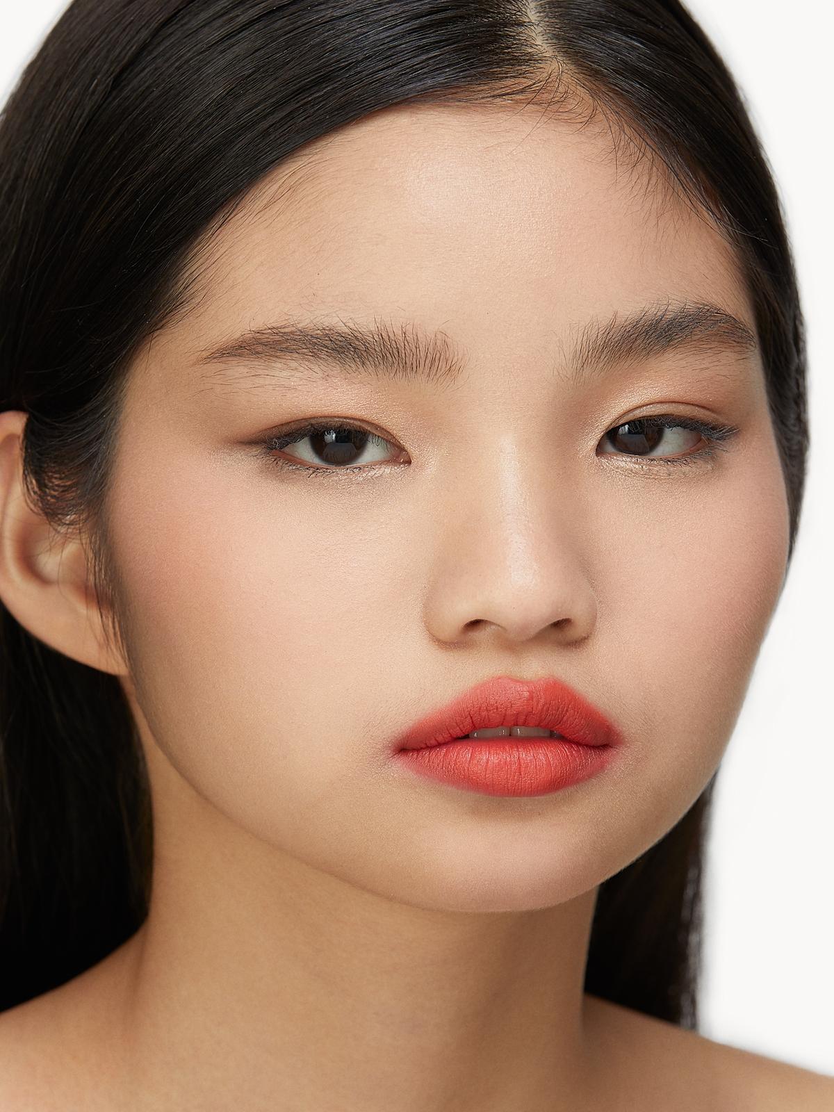 B by BANILA Lipdraw Matte Blast Lipstick Carrot Chu