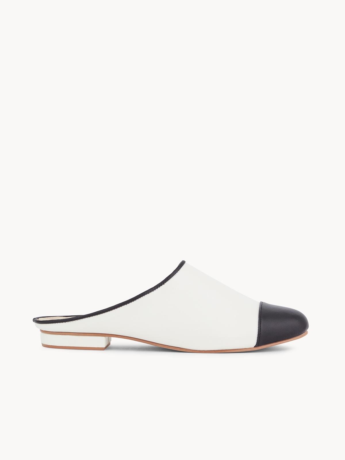 Tuntiya Maison Slip On Shoes BlackWhite
