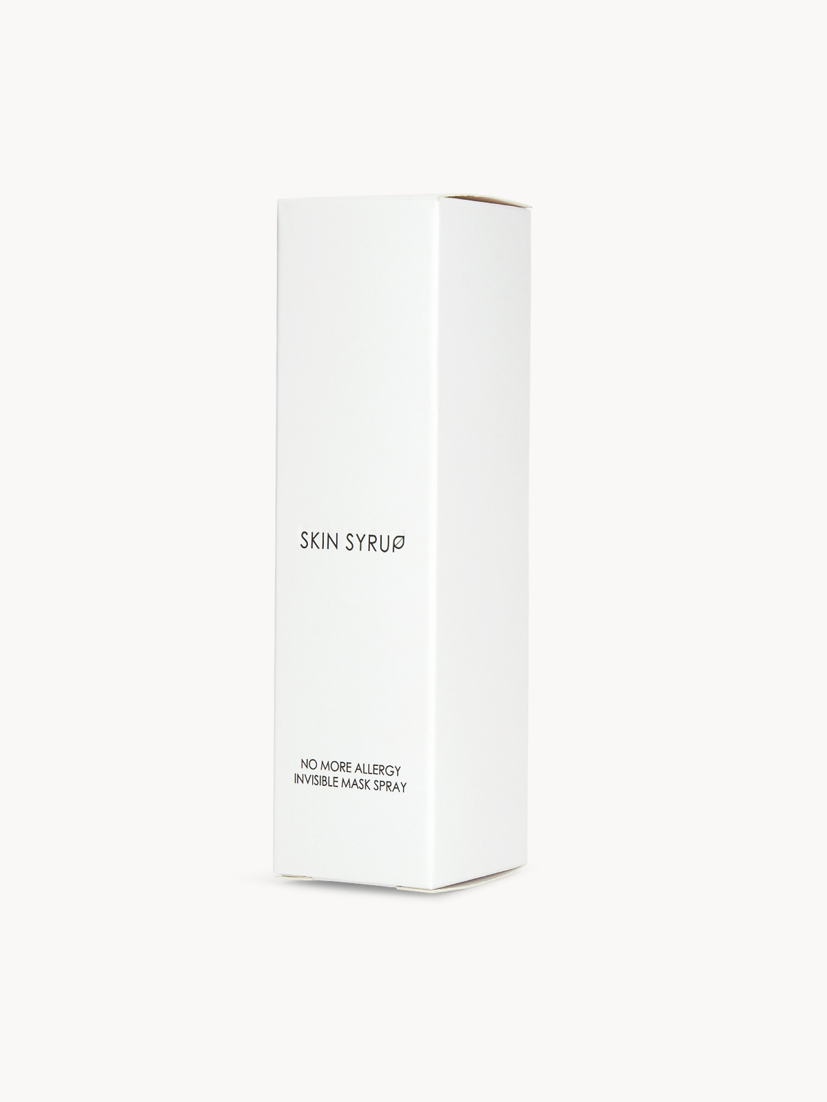 Skin Syrup No More Allergy Invisible Mask Spray