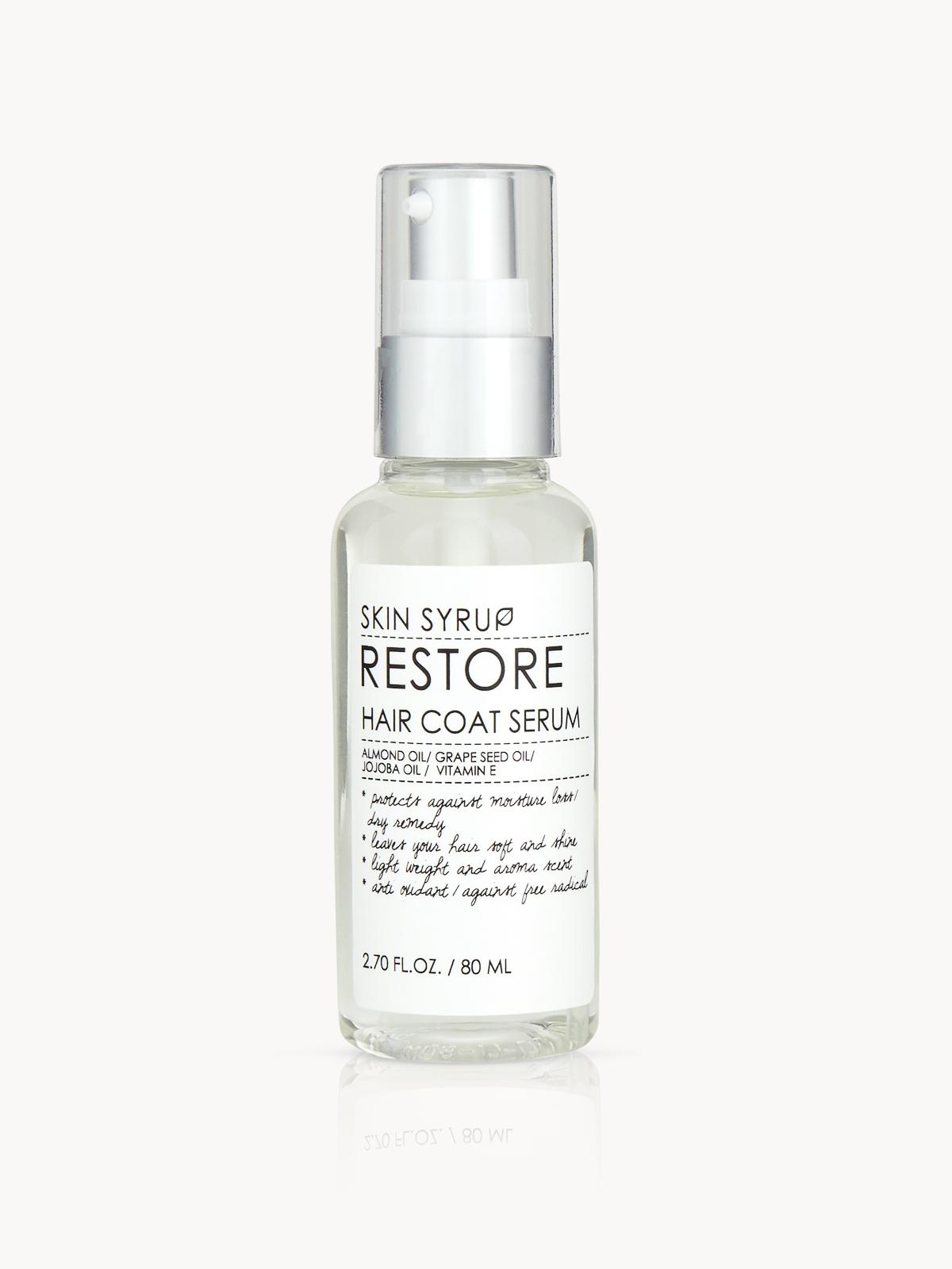 Skin Syrup Restore Hair Coat Serum