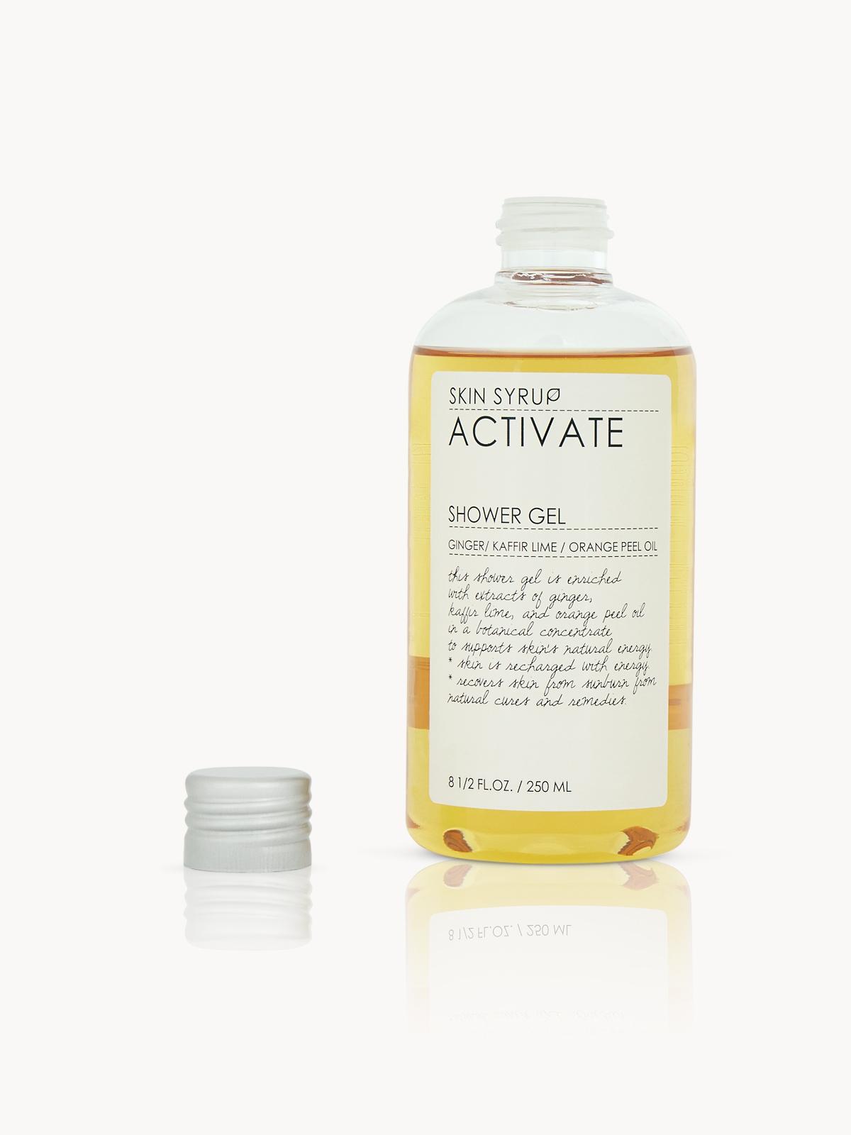 Skin Syrup Activate Shower Gel