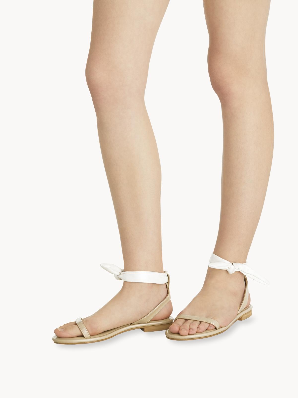 Plush Studios Lyla Sandals Nude