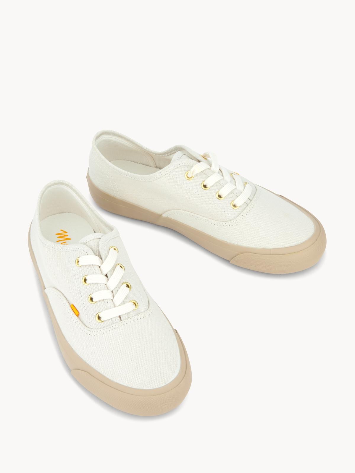 Mustard Cooper Sneakers Sand