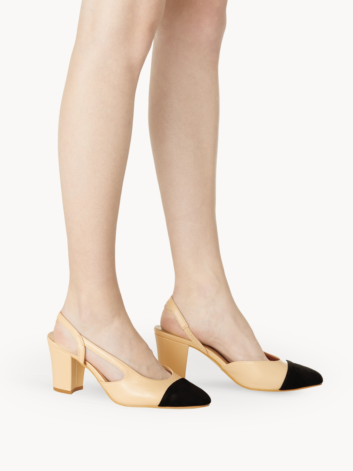 LootAt We Strap Mules Nude