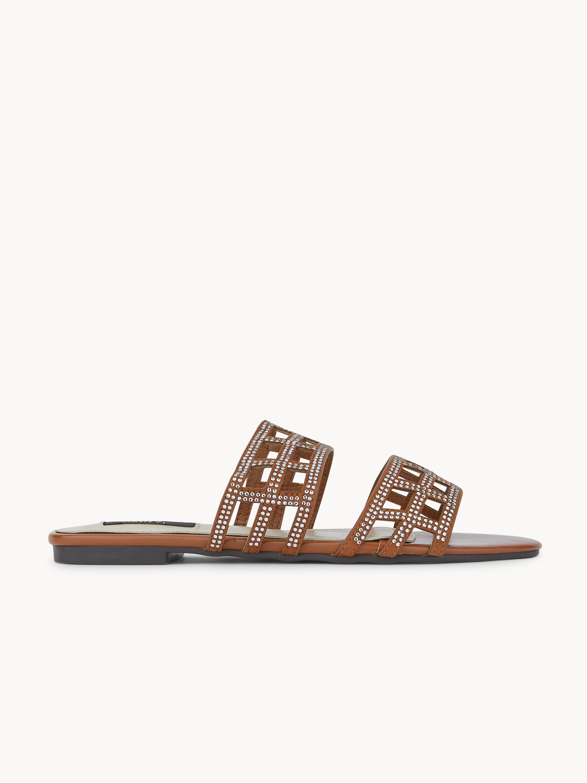 March Shoes West Sandals Brown