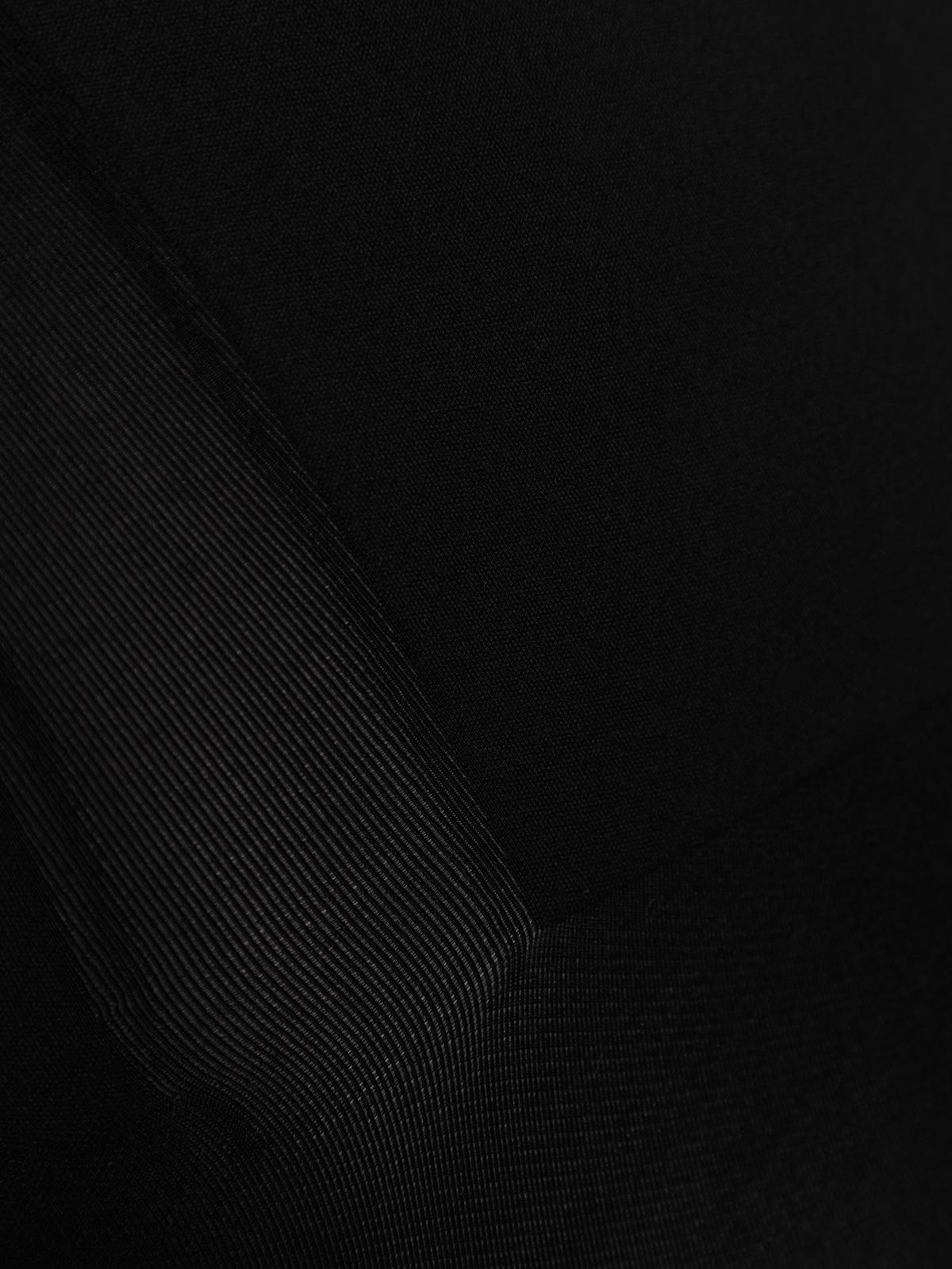 Up Under Contour Ultra High Waist Brief Black