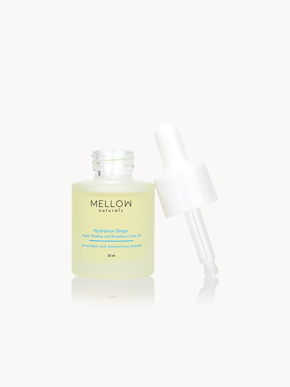 MELLOW Naturals Hydration Drops Face Oil