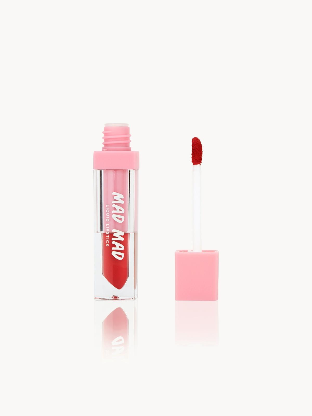 MAD MAD Matte Liquid Lipstick No 006 Hey Sexy