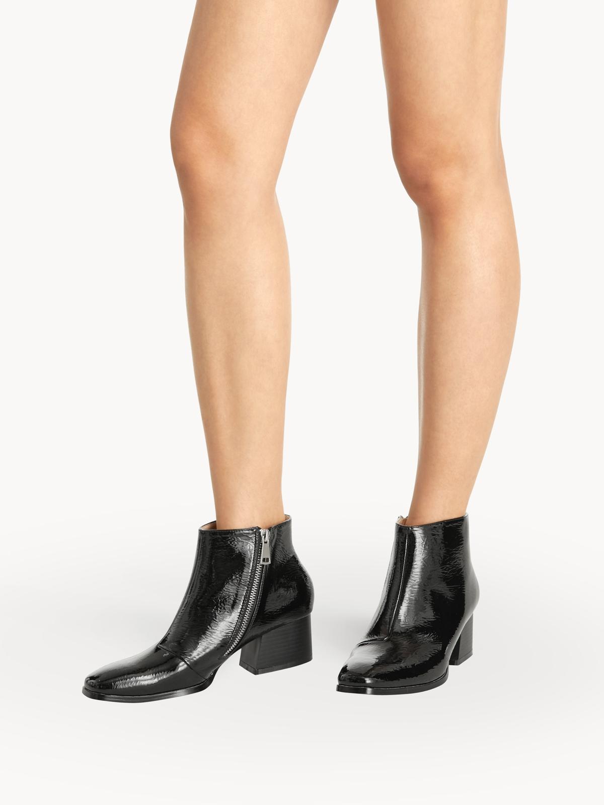 Starkela Classic Mid Round Boots Black