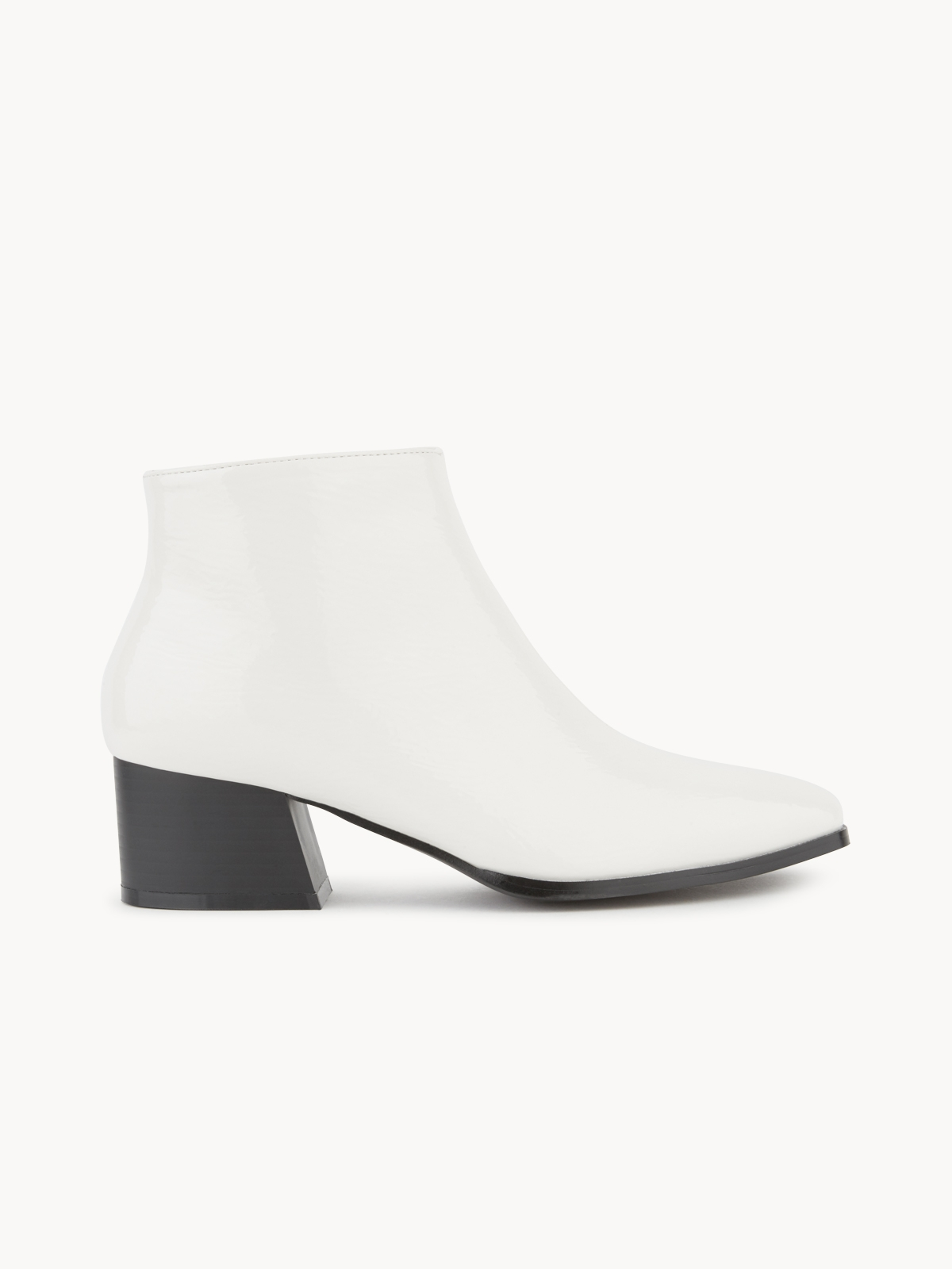 Starkela Classic Mid Round Boots White