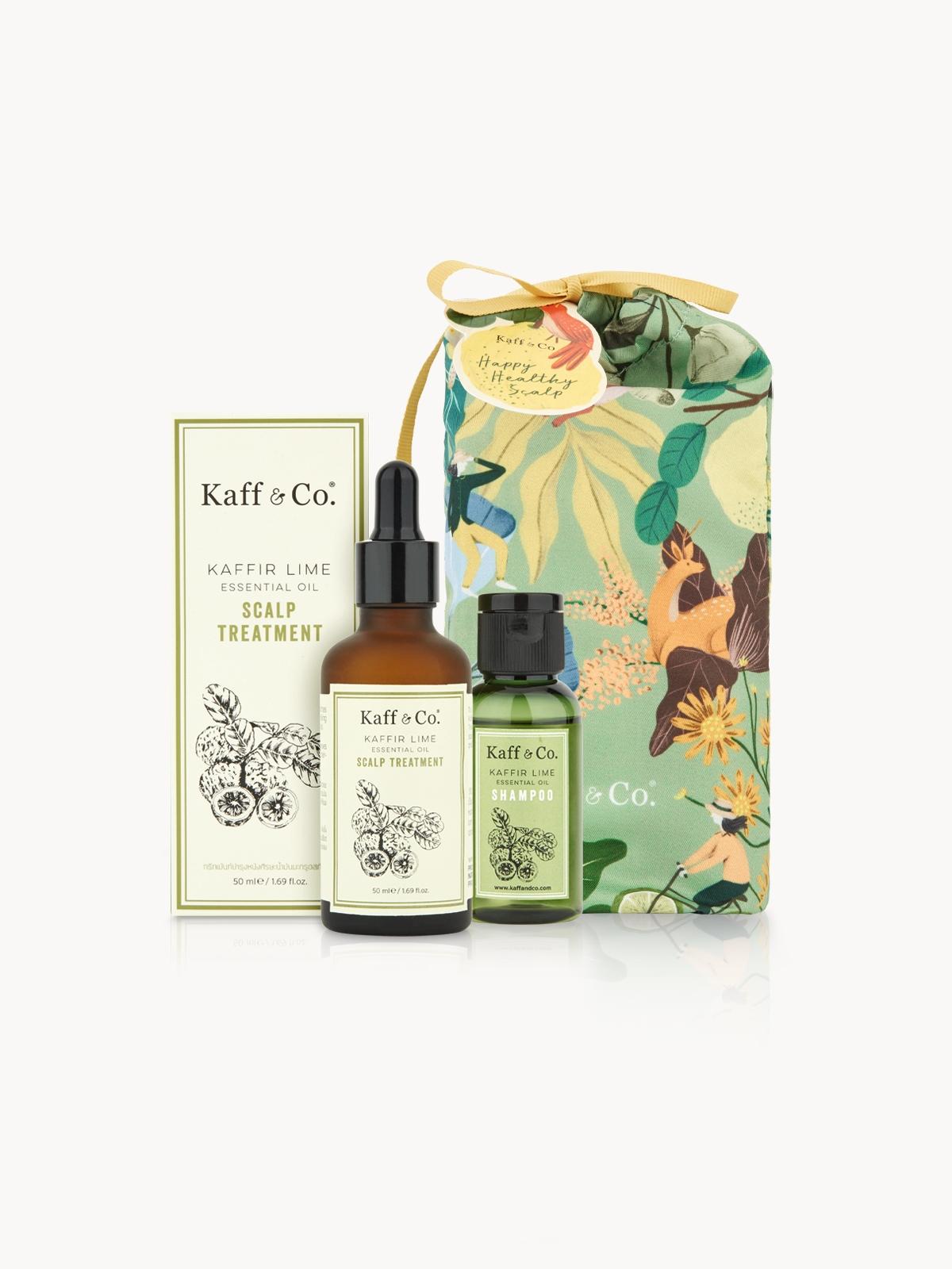 Kaff Co Kaffir Lime Essential Oil Scalp Treatment 50 ml