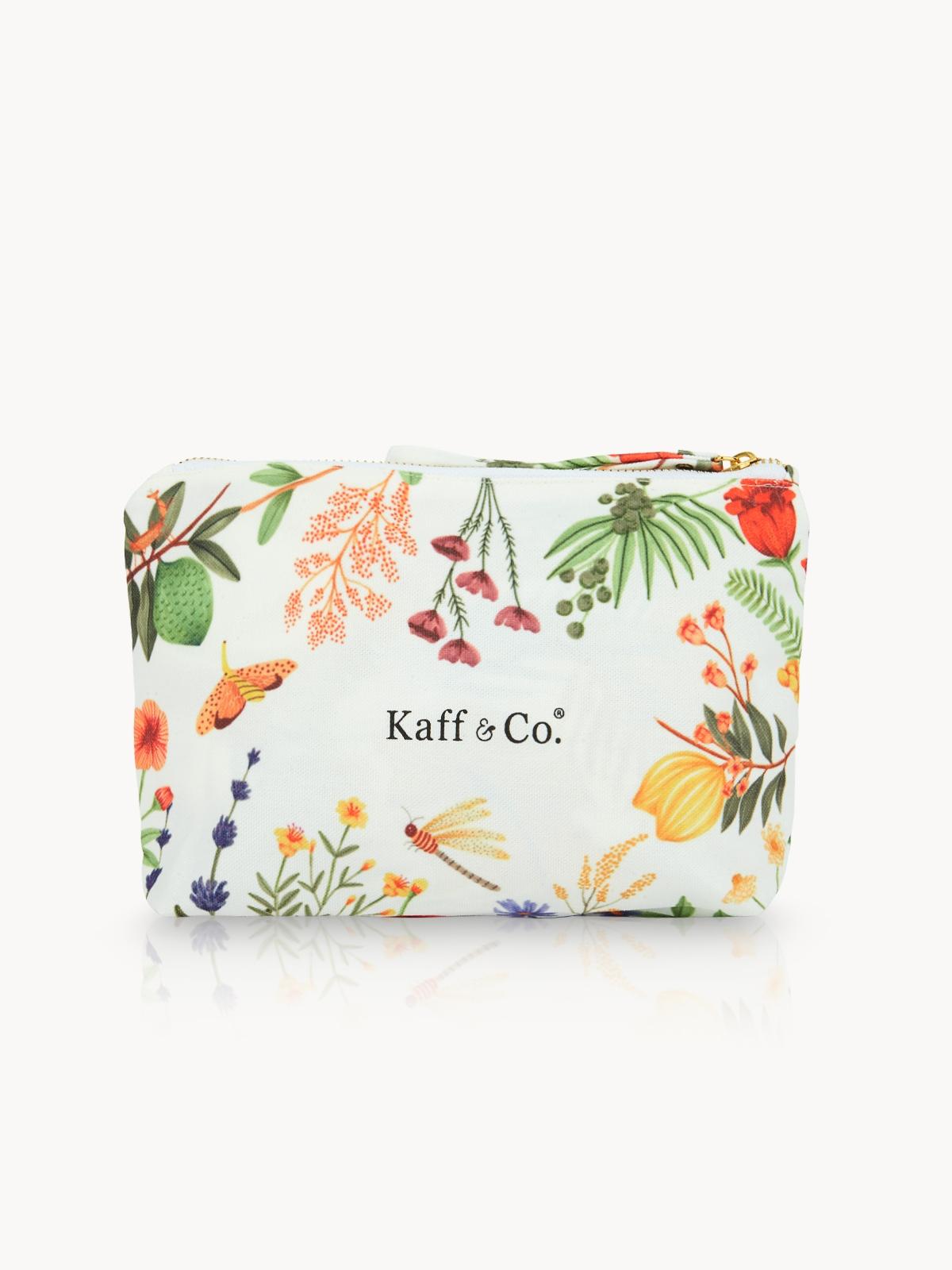 Kaff Co Kaffir Lime Shampoo Aloe Vera Conditioner Set