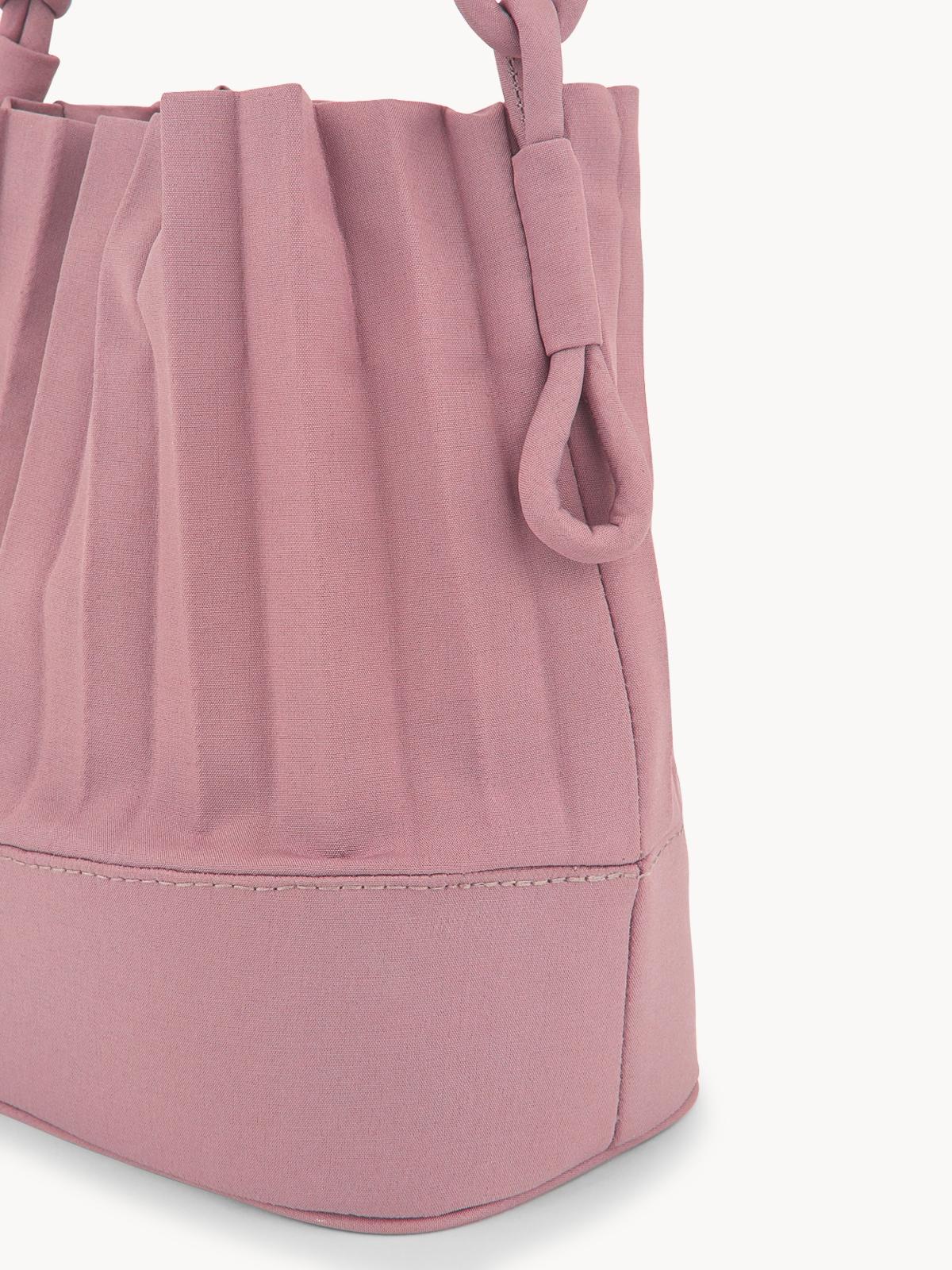 A Pale Petal aPaddy Bucket Tote Pink