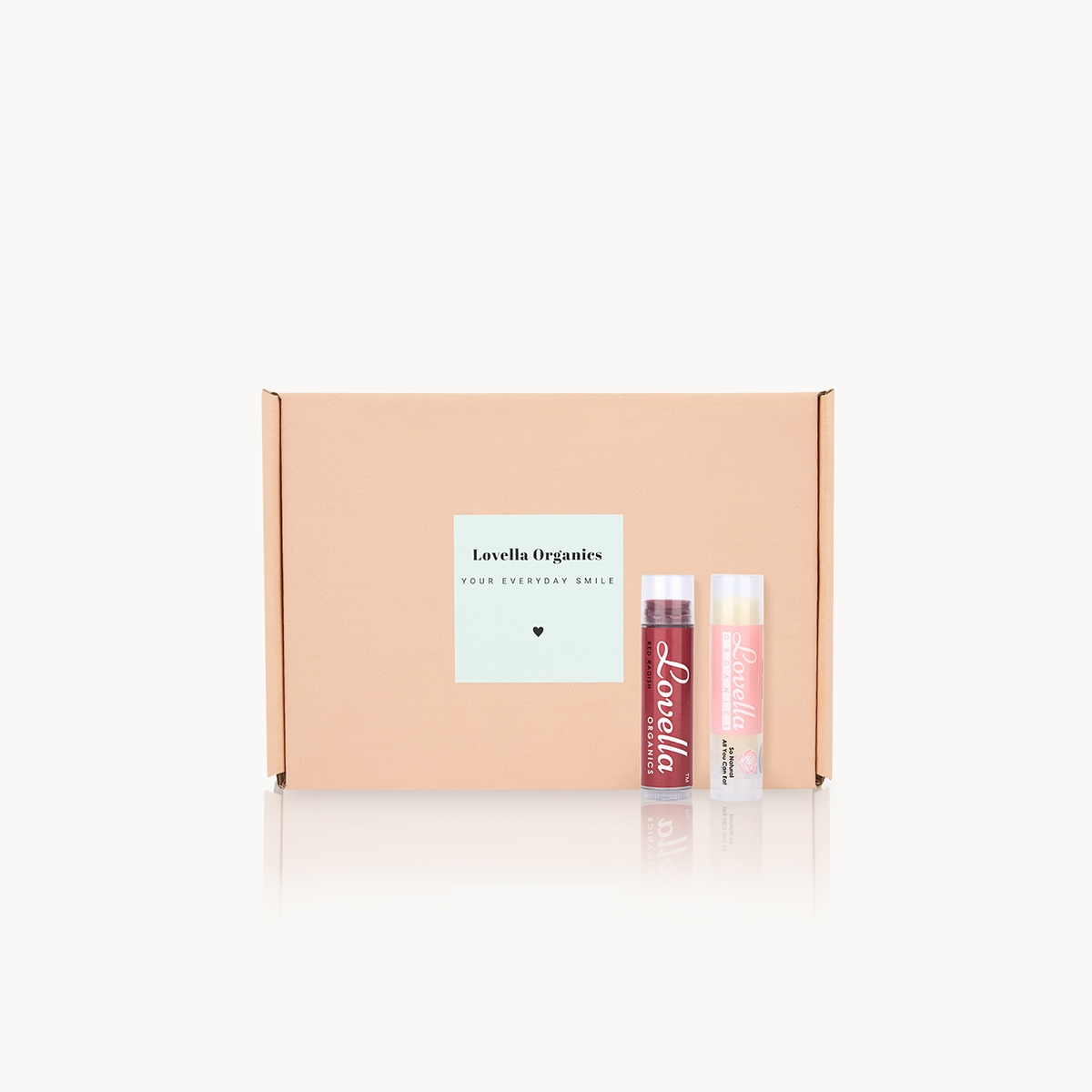 Lovella Organics Lip Color Treatment Set