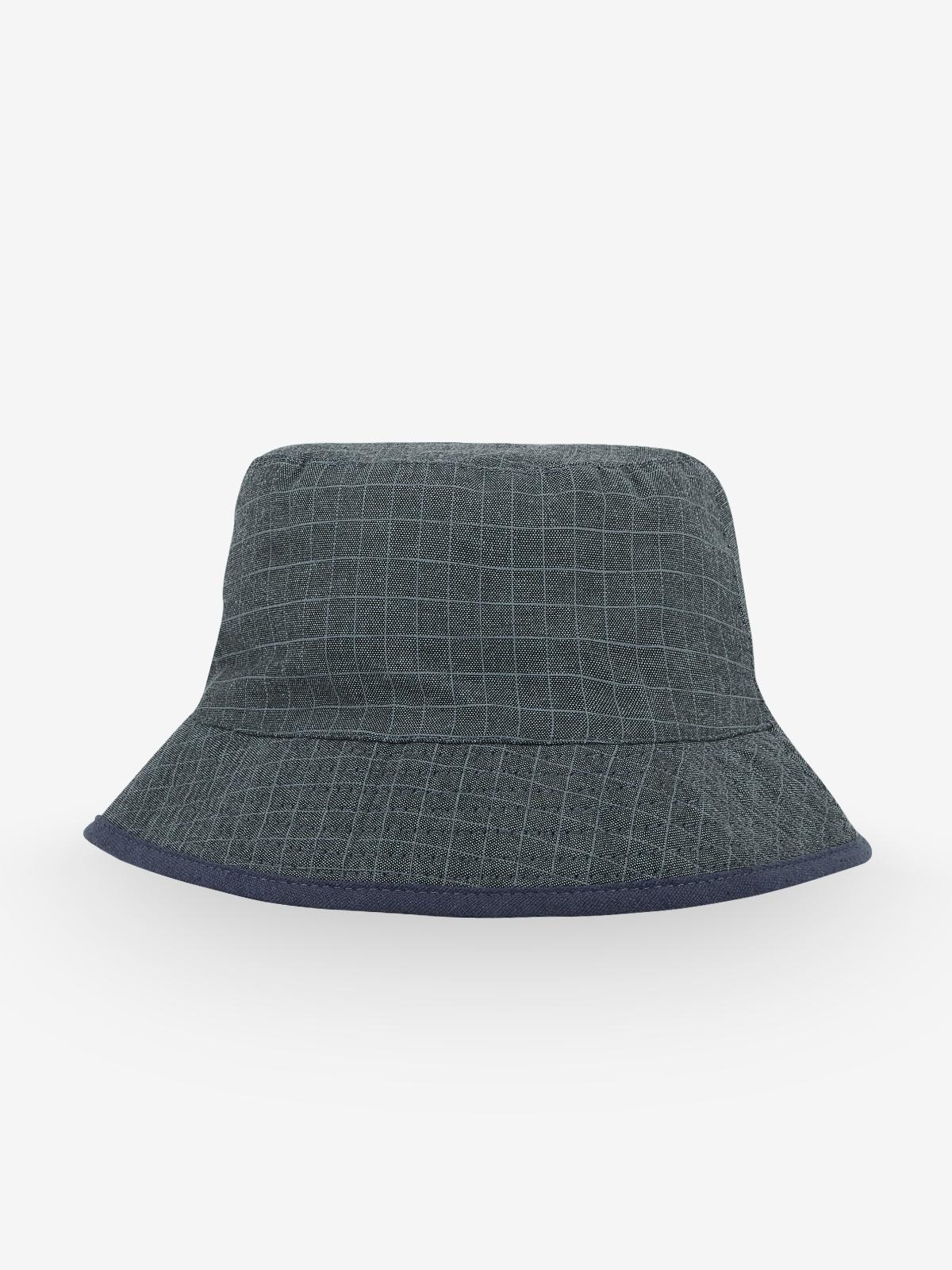 Reversible Bucket Hat Blue