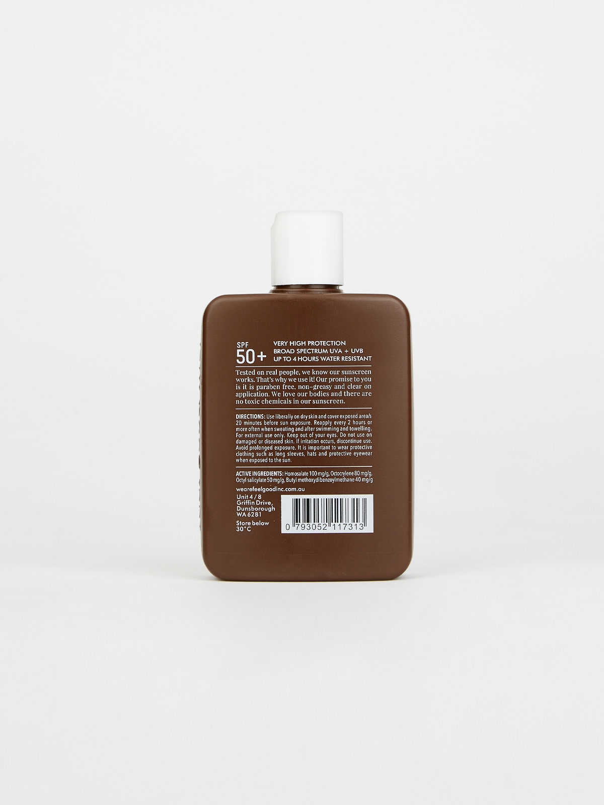 We Are Feel Good Coconut Sunscreen Lotion SPF 50 200 ML