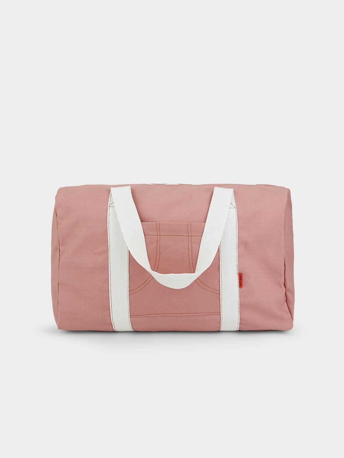 Japfac Duffle Bag Pink