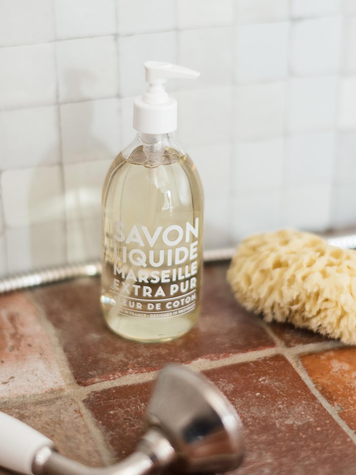 COMPAGNIE DE PROVENCE Liquid Soap 300 ml COTTON FLOWER