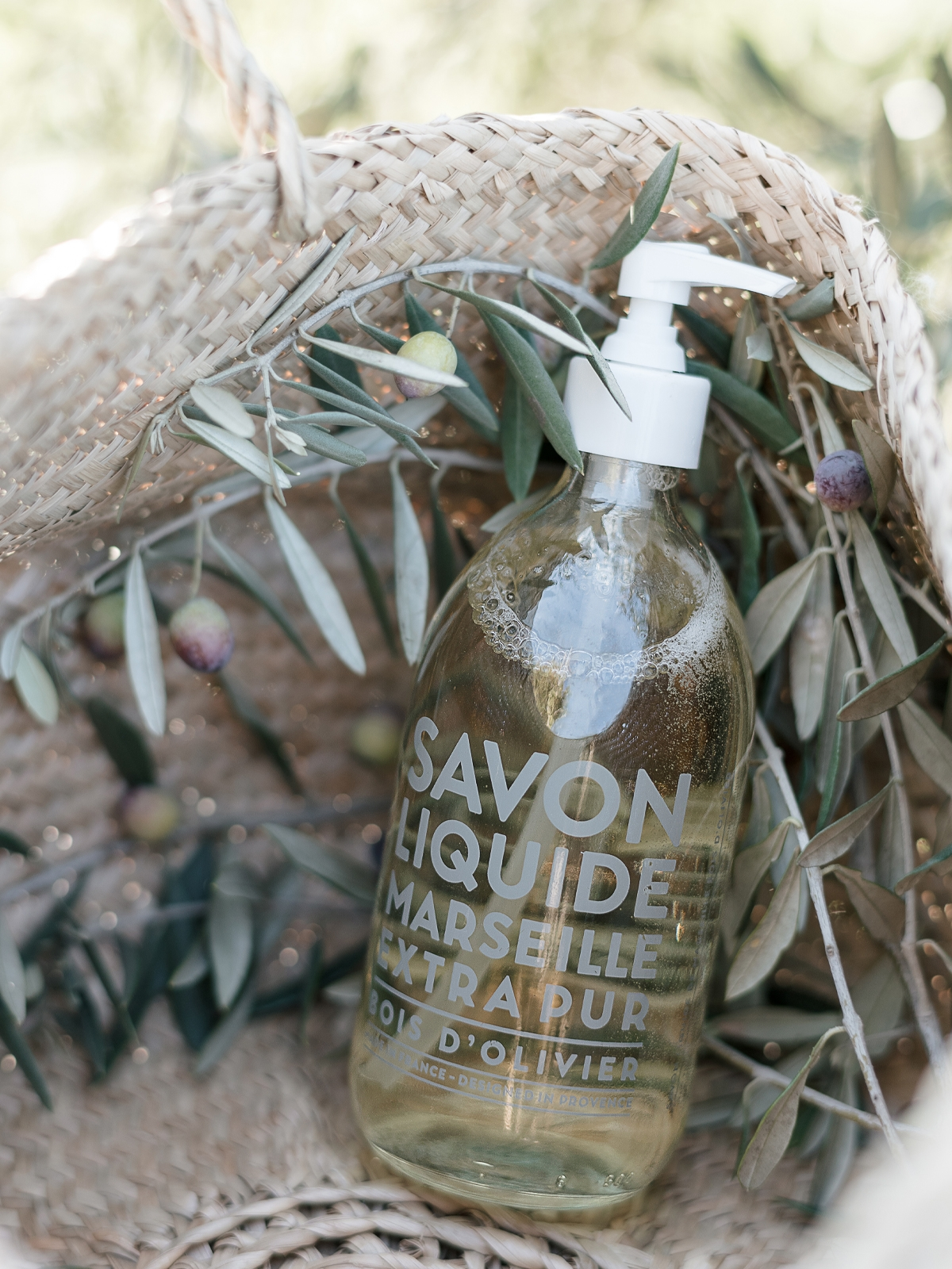 COMPAGNIE DE PROVENCE Liquid Soap 300 ml OLIVE WOOD