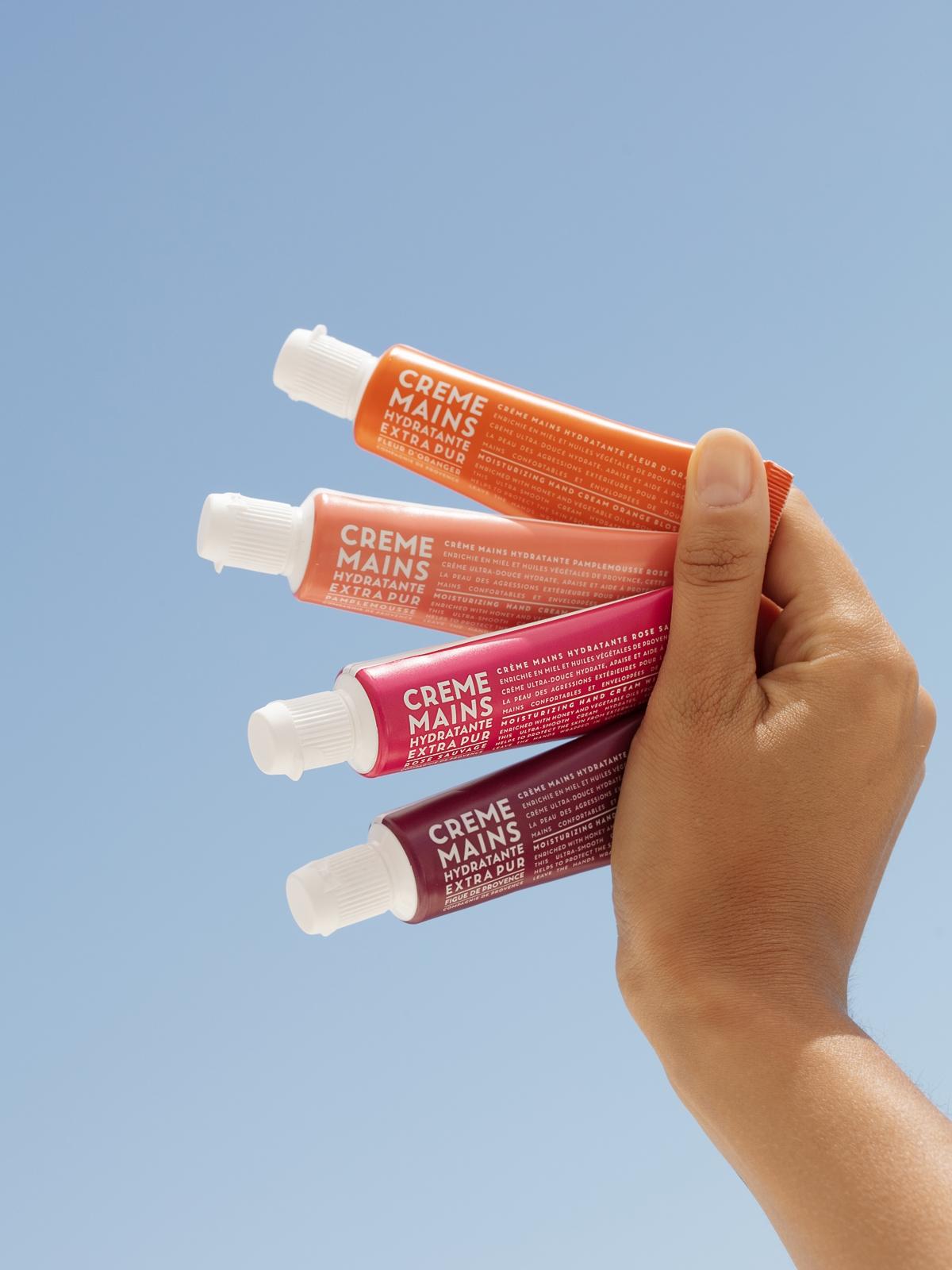 COMPAGNIE DE PROVENCE Hand Cream 30 ml WILD ROSE