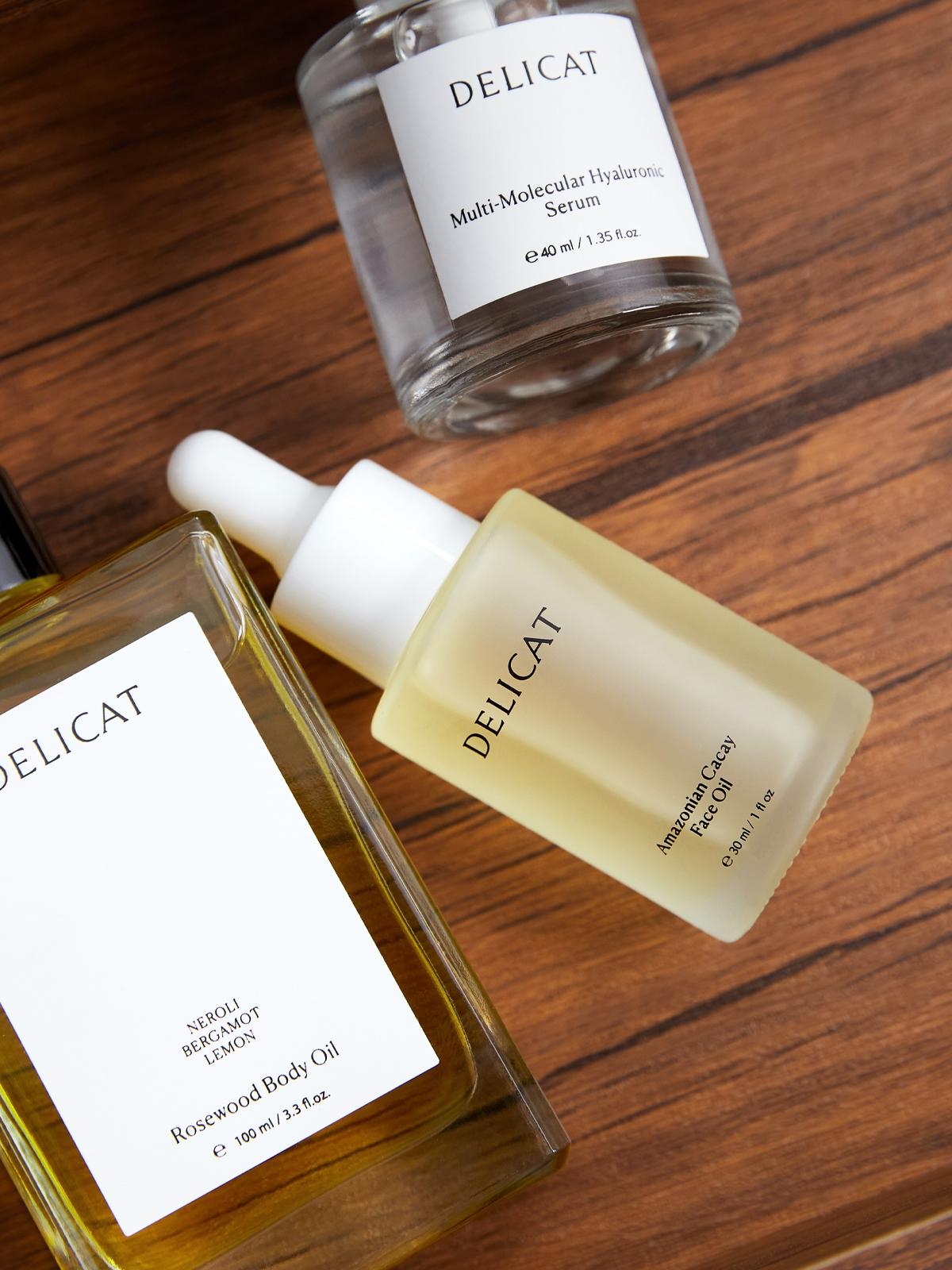 Delicat Skincare Amazonian Cacay Face Oil