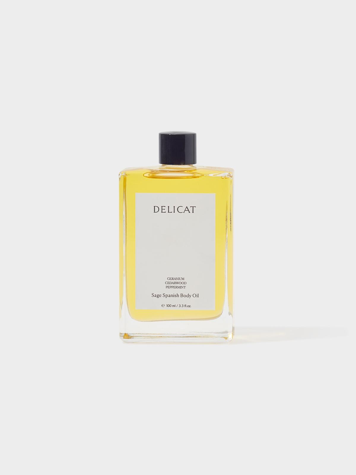 Delicat Skincare Rosewood Body Oil