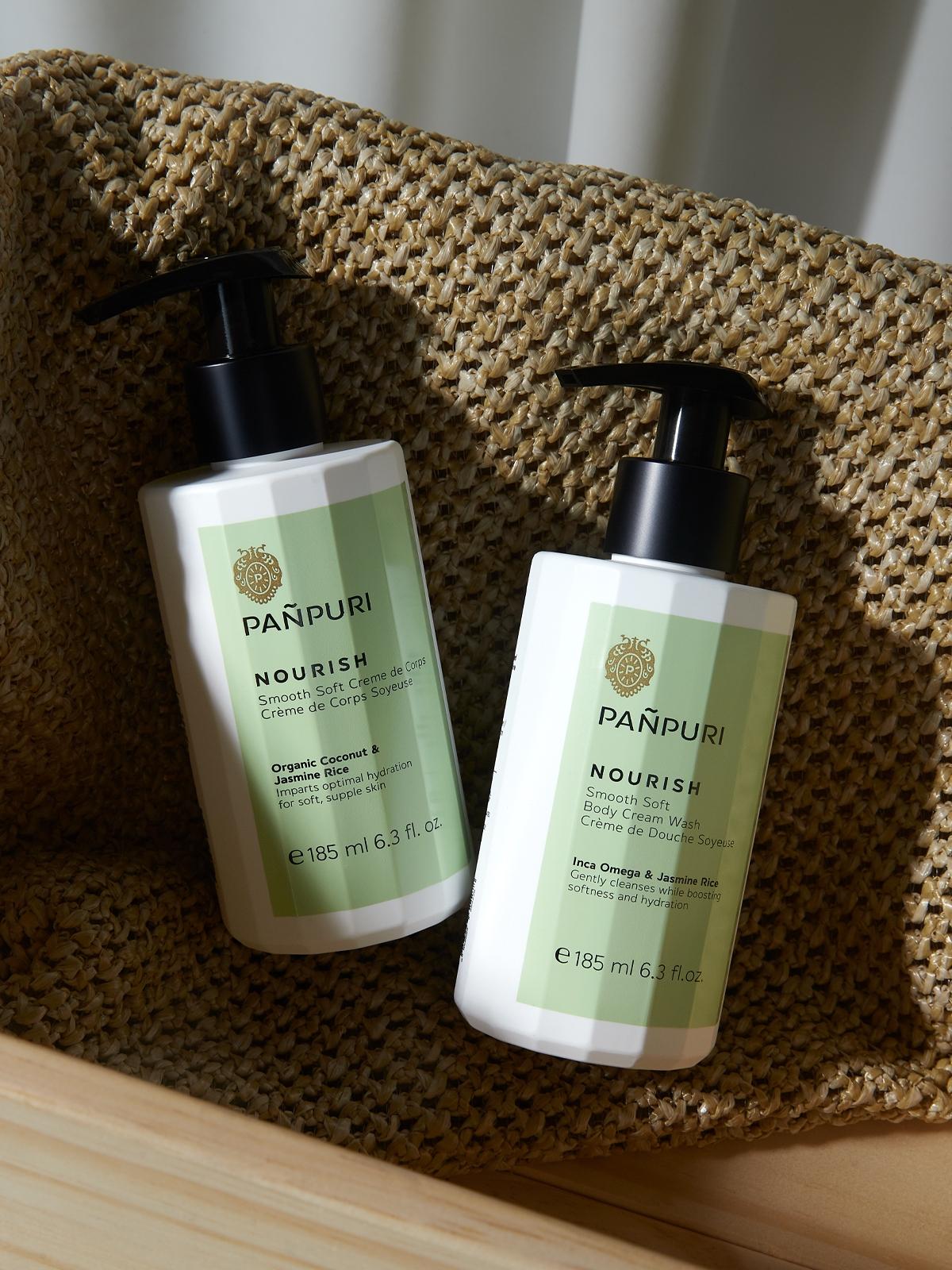 Papuri Nourish Bath Essential Duo