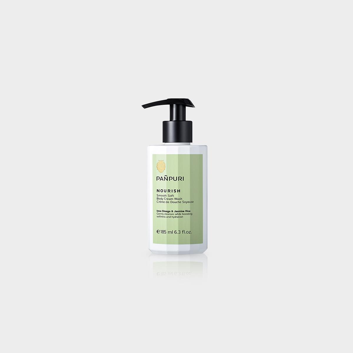 Papuri Nourish Smooth Soft Body Cream Wash