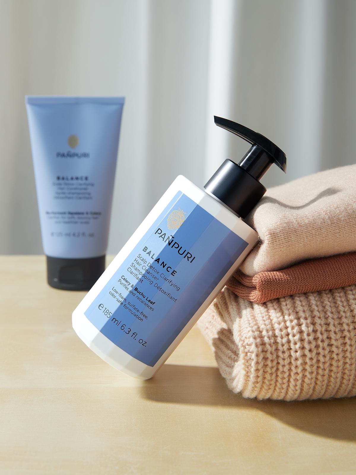 Papuri Balance Scalp Detox Clarifying Hair Cleanser