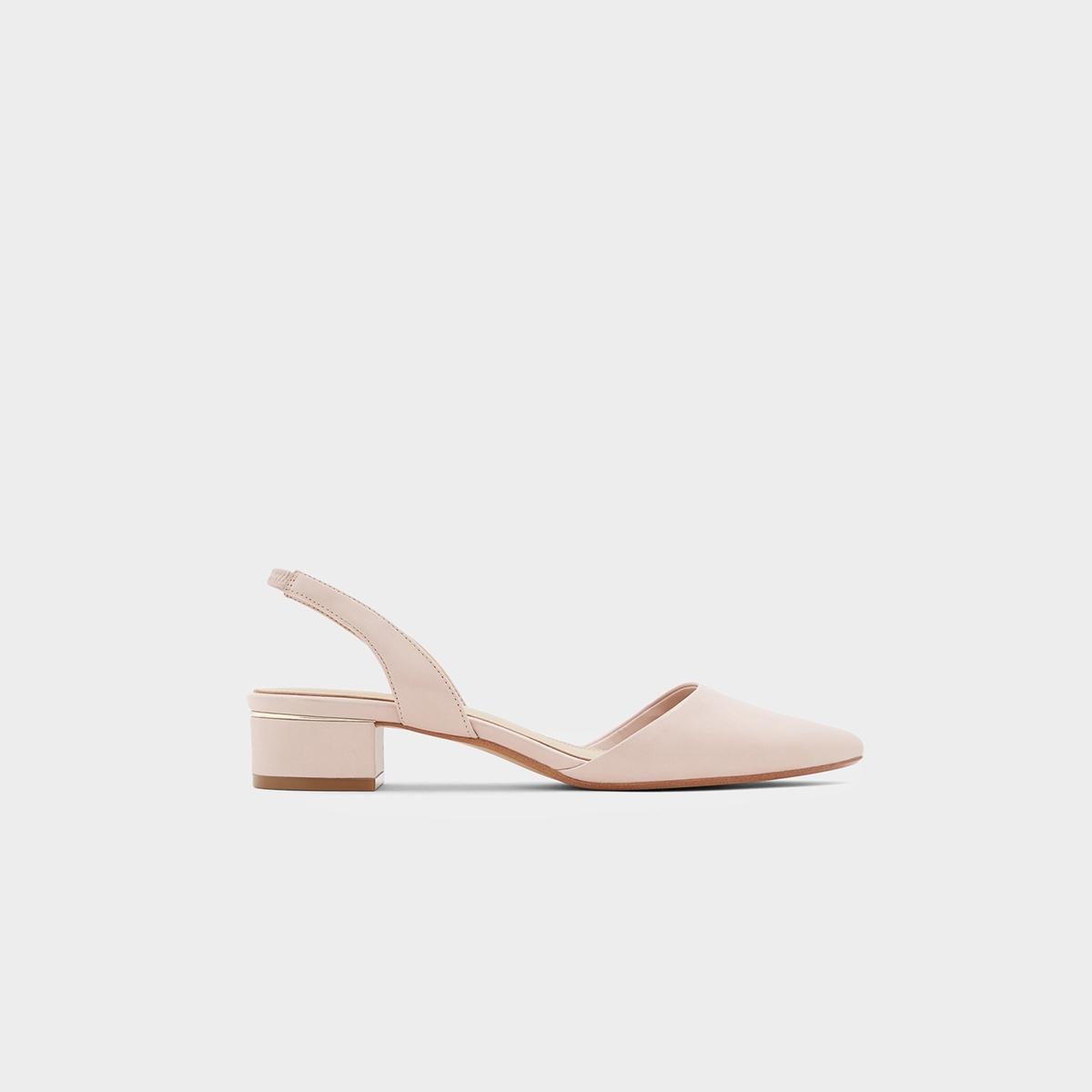 Aldo Anathana Pointed Toe Sandals Nude