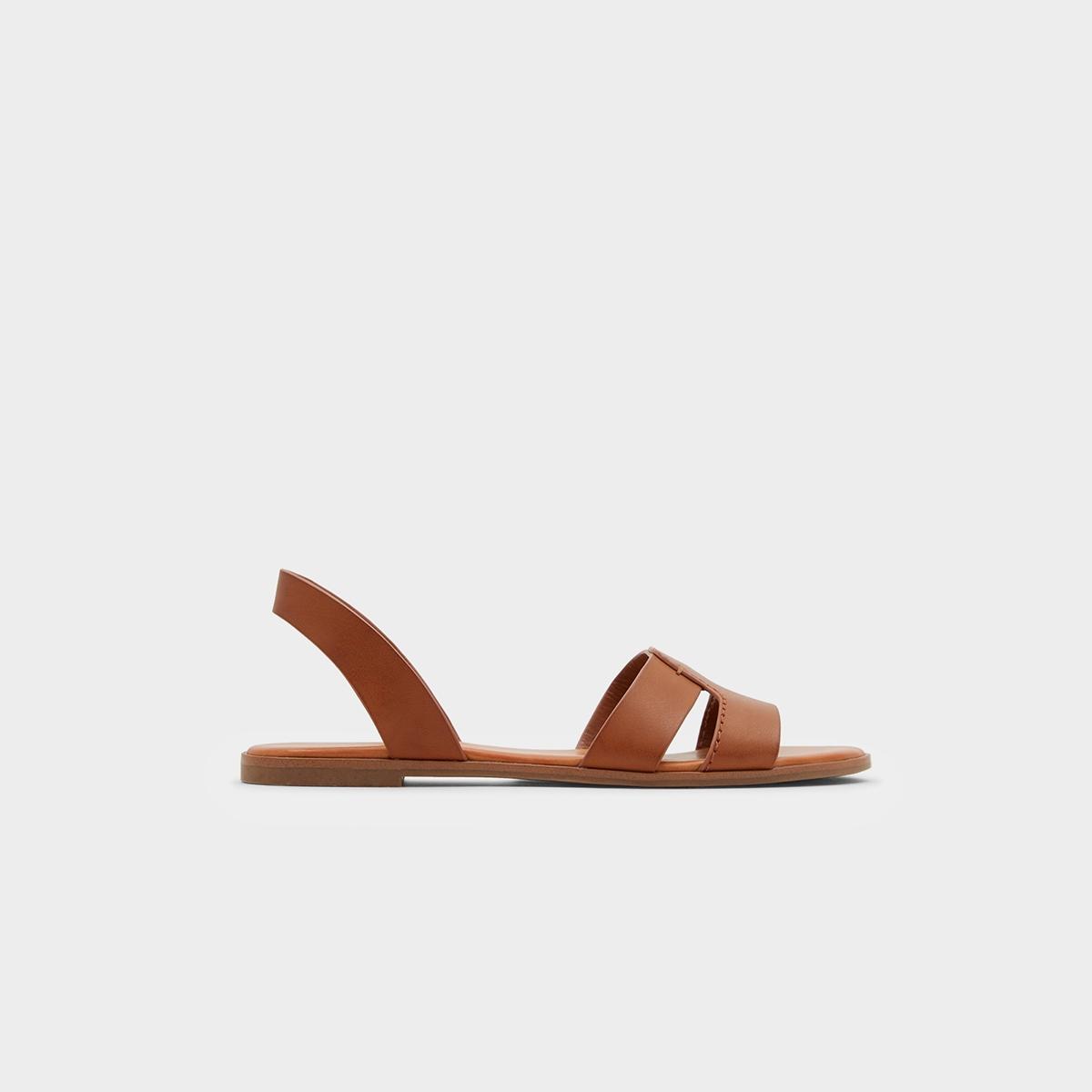 Aldo Terima Sandals Dark Brown