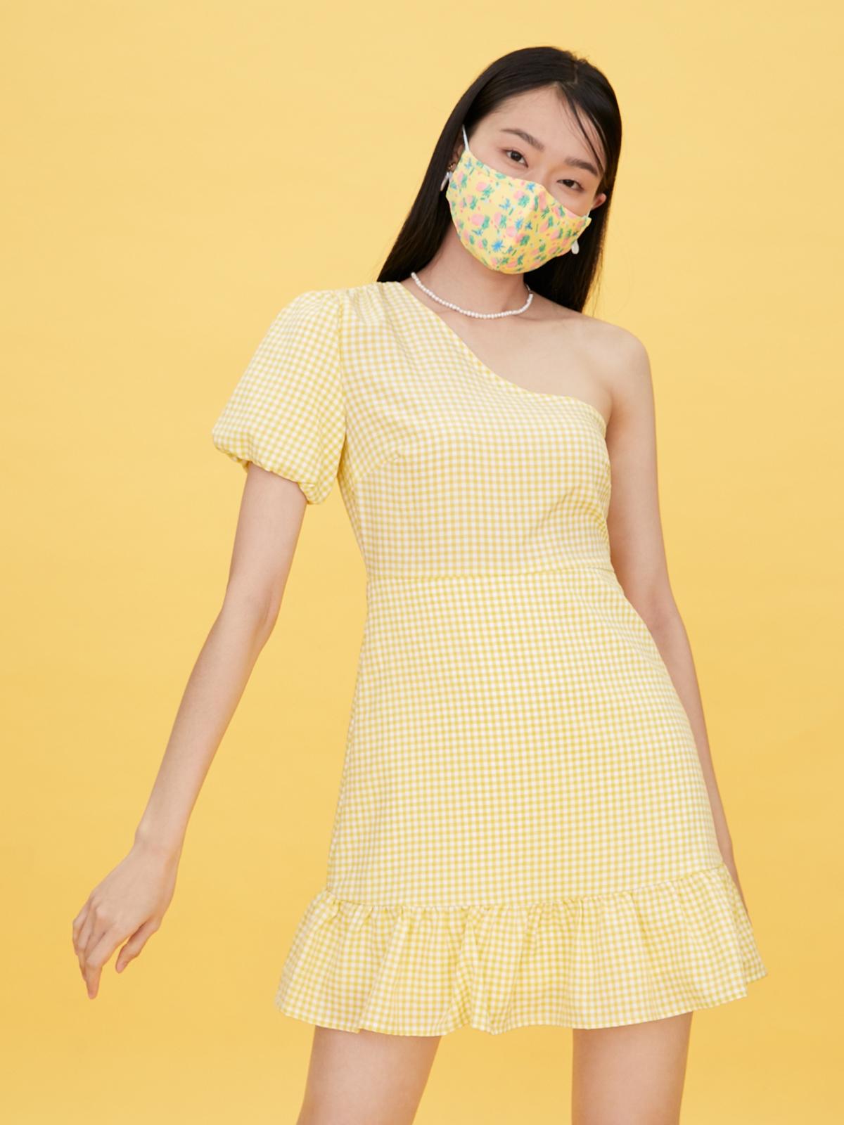 Sabina Thai Fruit Mask Yellow