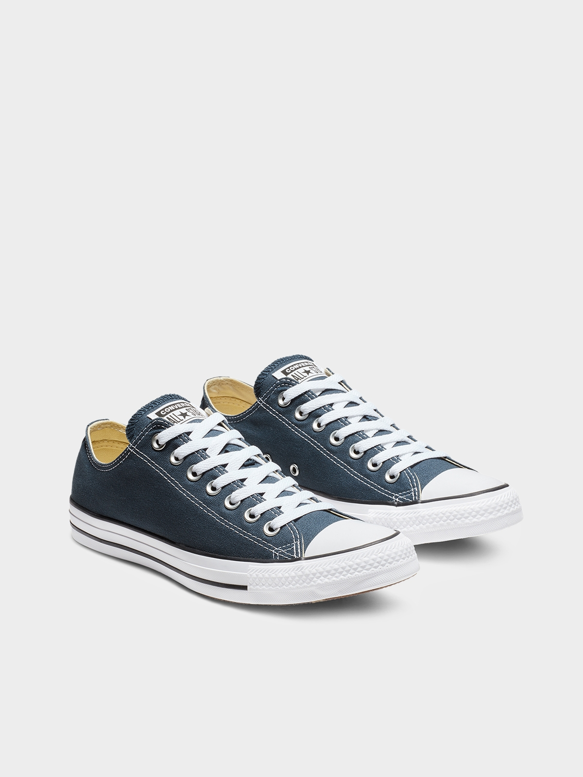Converse All Star Ox Canvas Sneakers Navy