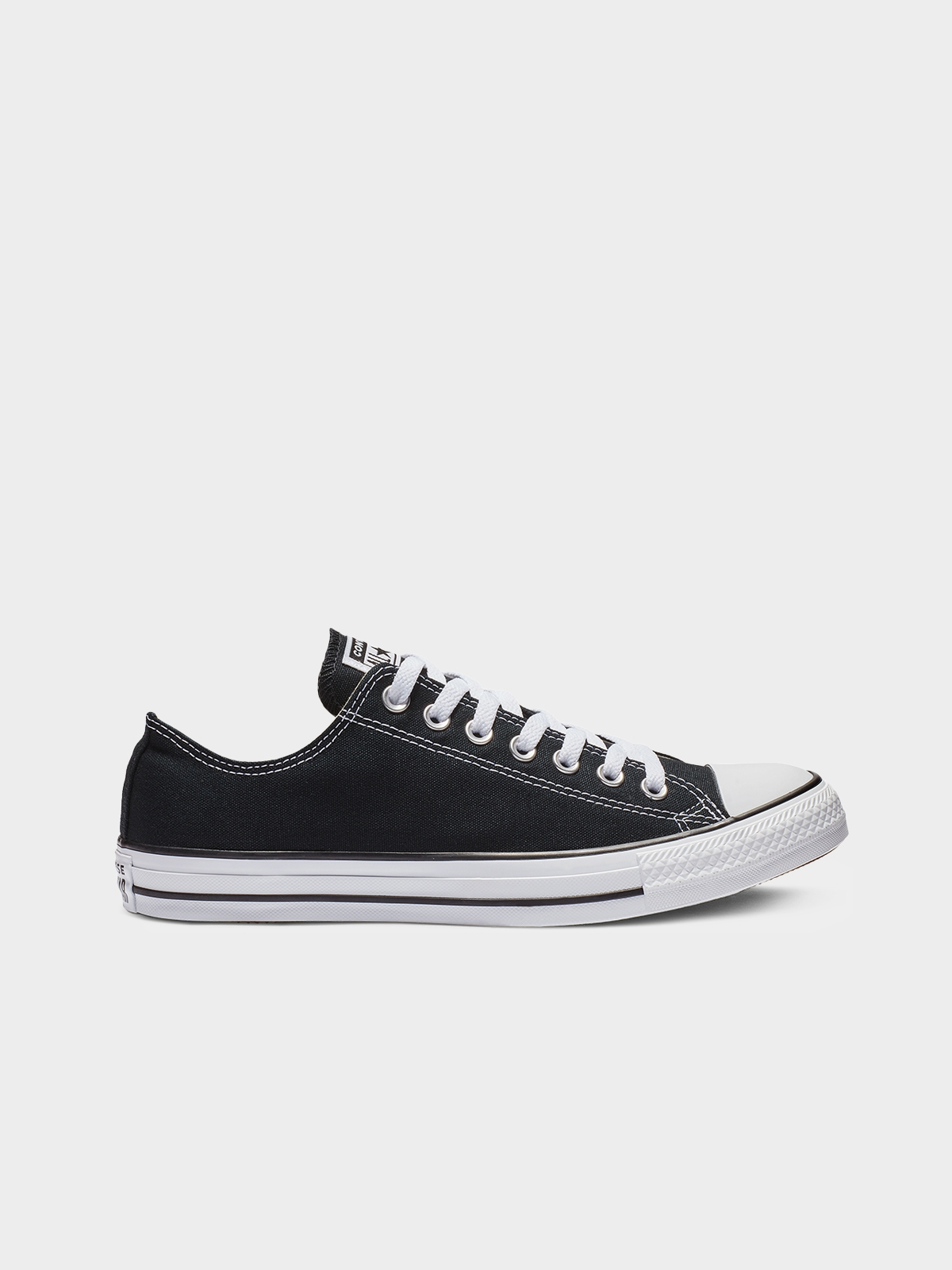 Converse All Star Ox Canvas Sneakers Black