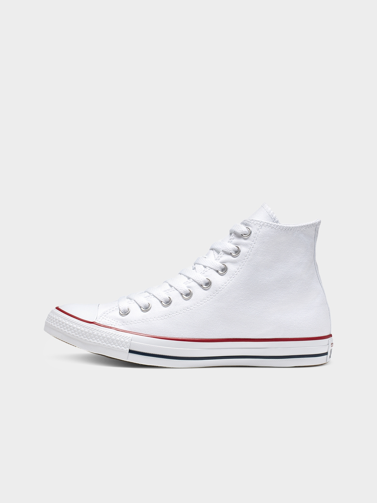 Converse All Star Hi Canvas Sneakers White