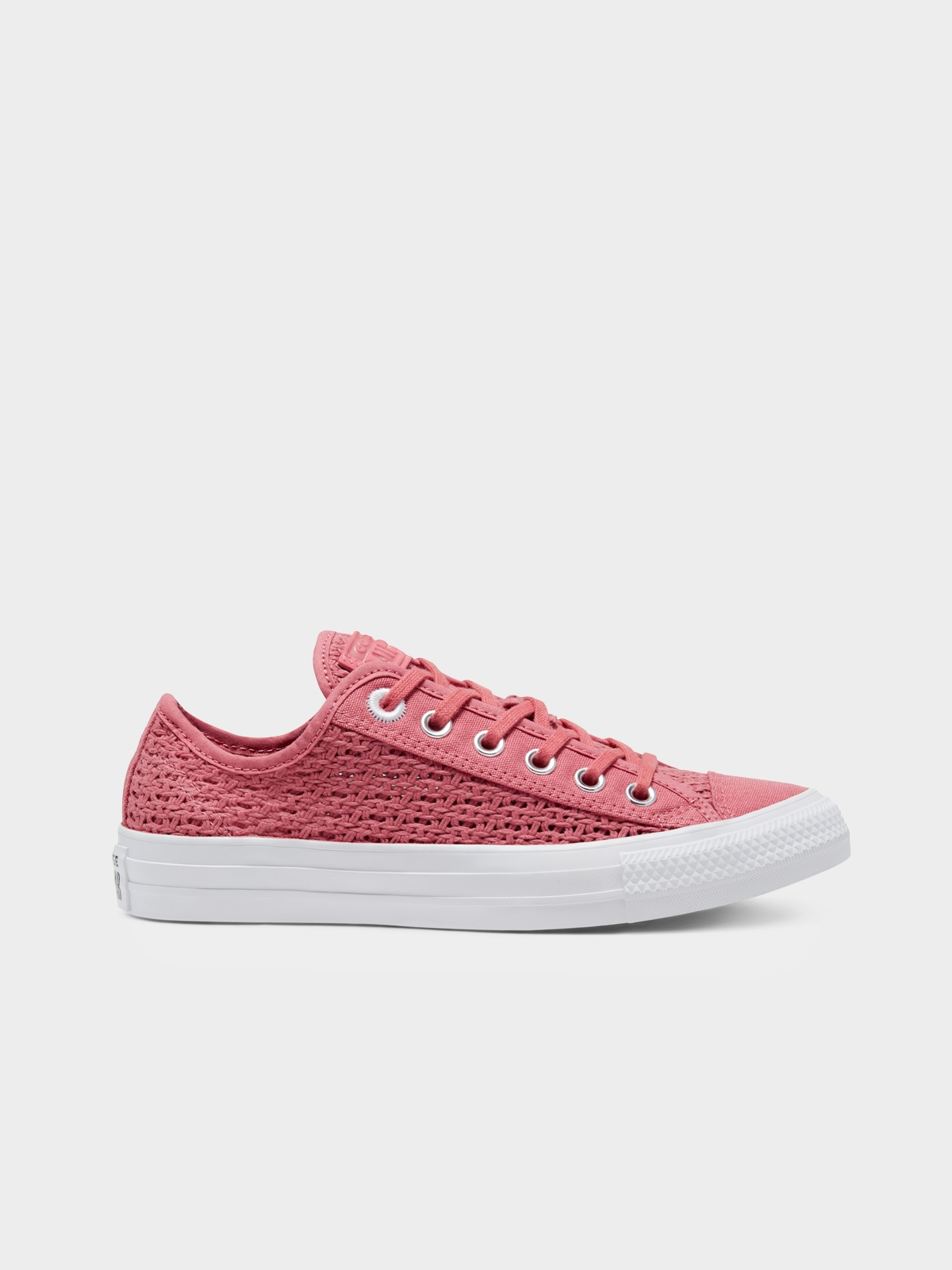 Converse Chuck Taylor All Star Shimmer Sneakers Pink