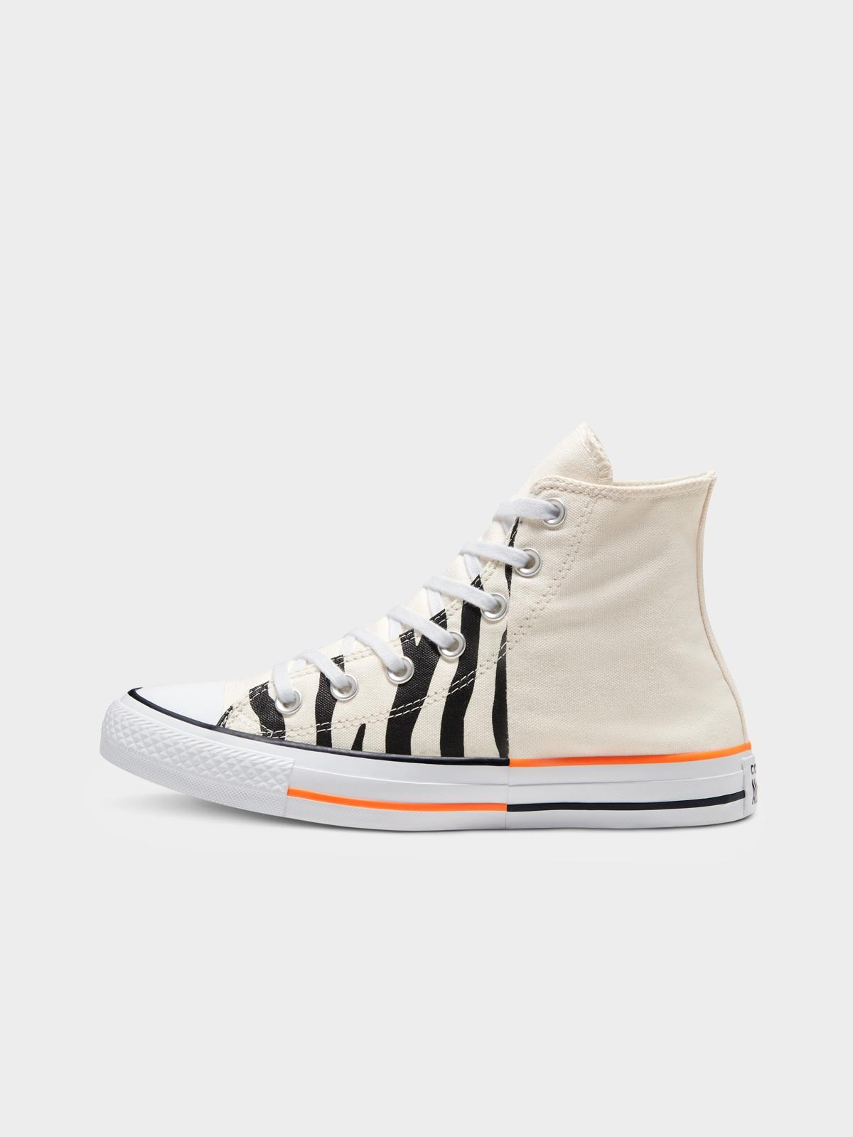 Converse Chuck Taylor All Star Unisex Hi Sneakers Black