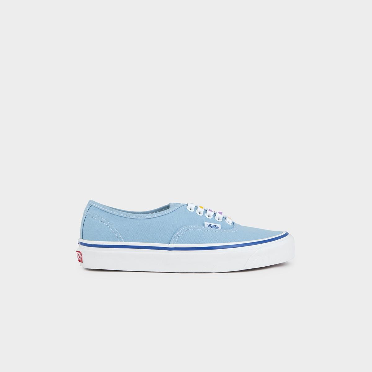 Vans UA Authentic 44 DX Heart Lace Sneakers Light Blue