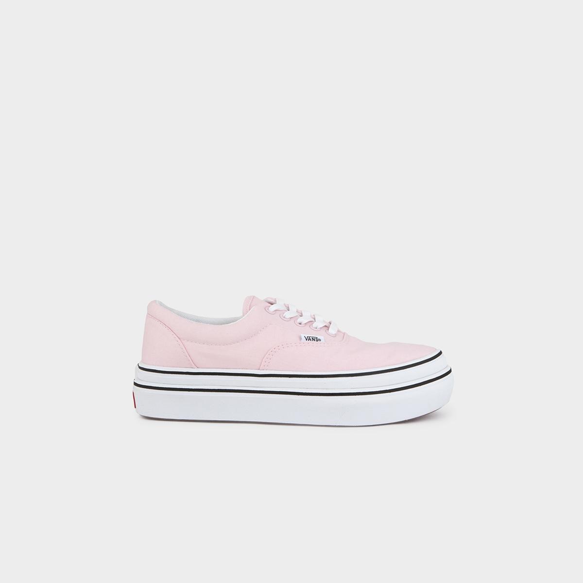Vans UA Super ComfyCush Era Sneakers PinkWhite