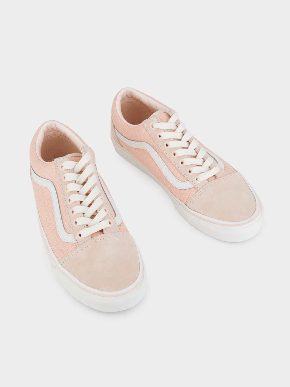 Vans UA Old Skool Multi Woven Sneakers Pink