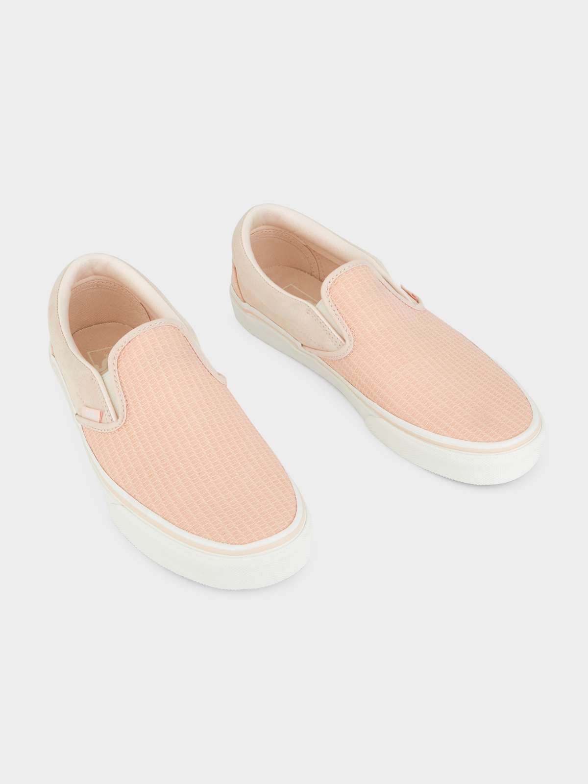 Vans UA Classic SlipOn Multi Woven Pink