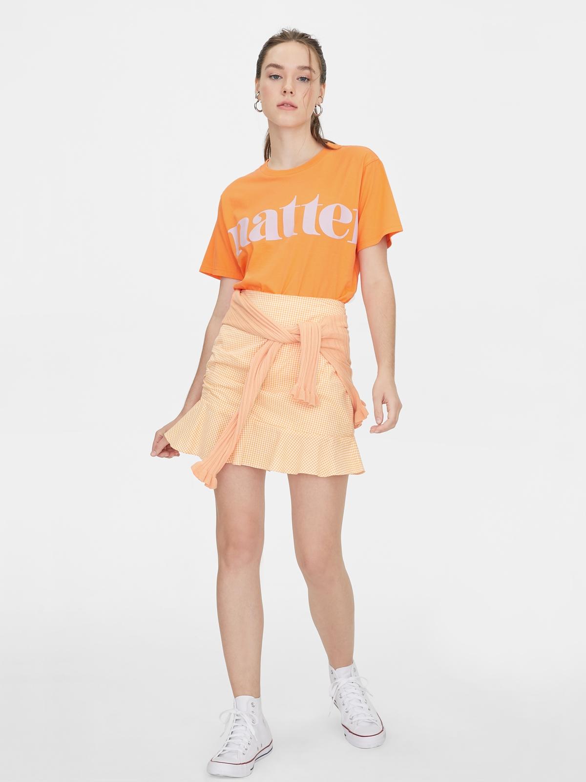 Matter Makers Signature Matter Tee Orange